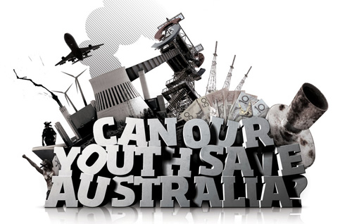 Craig Ward's can our youth save australia