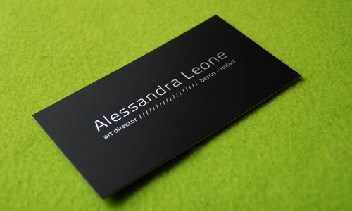 40 simple and elegant business card designs designrfix colourmoves