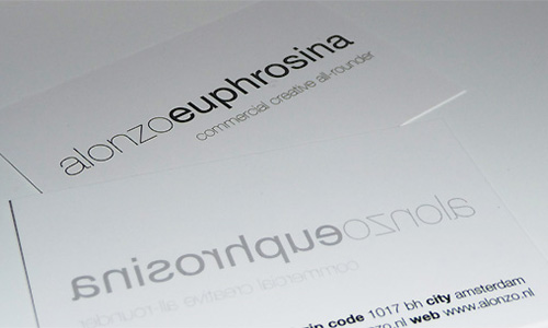 Alonzo Euphrosina