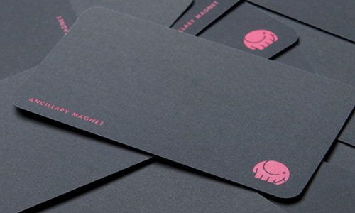 Ancillary Magnet Brand Identity & Business Card