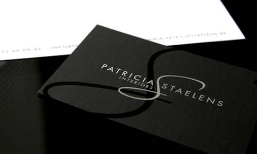 40 Simple And Elegant Business Card Designs