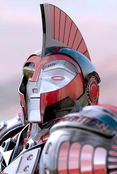 RoboTITAN by RenderTITAN