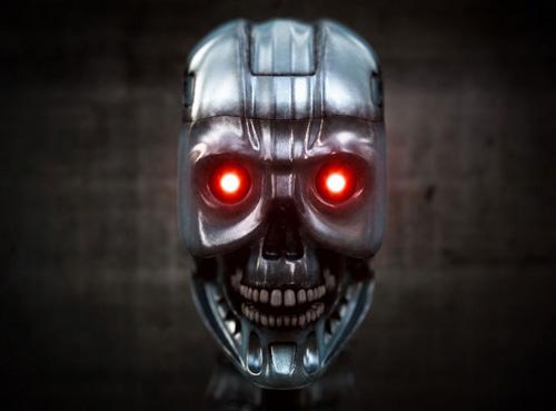 Terminator-T750 - 3d Artist: Stanislav Erdesh