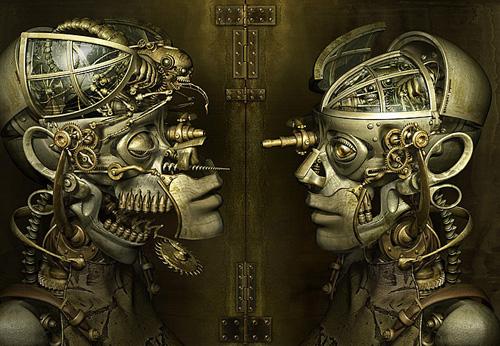 Automaton - 3d Artist: Kazuhiko Nakamura