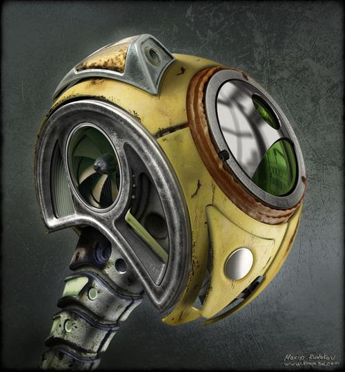 Cyborg by Maxim Rudakov
