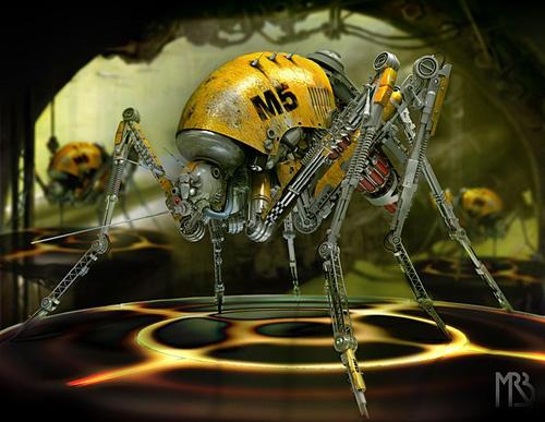 Mosquito - 3d Artist: Boris Martinek