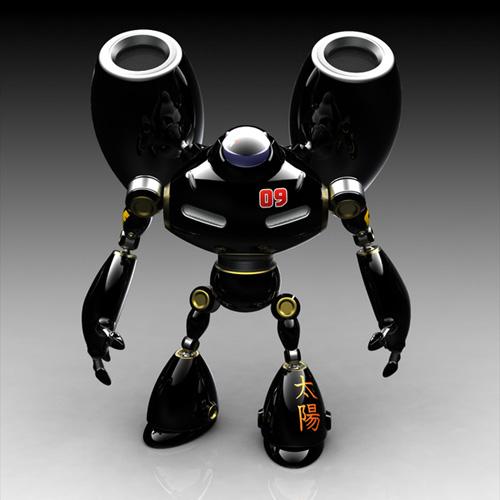 Packbot by Norio Fujikawa