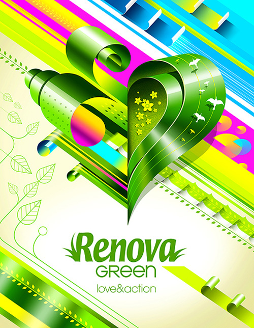 Love & Action poster for Renova