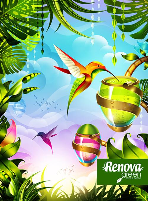Renova - Jungle morning