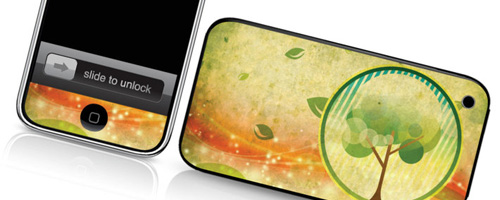 Conciencia Planeta - Skin for your iPhone 3G - Created by Erasmo Ferrante