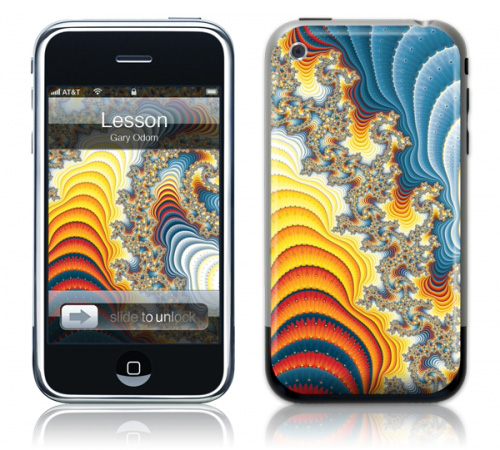 Lesson - Skin for your iPhone 3G - Created by Gary Odom
