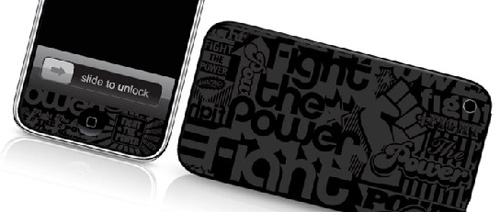 Power - Skin for your iPhone 3G - Created by Cey Adams