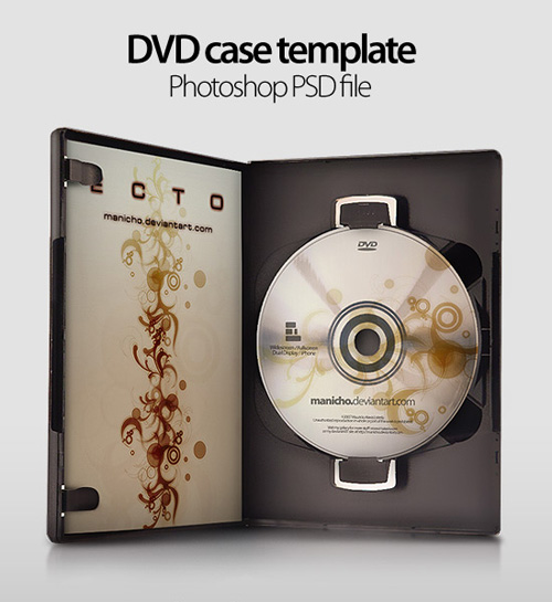 DVD Case +Art