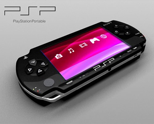 High Definition of Sony PSP model