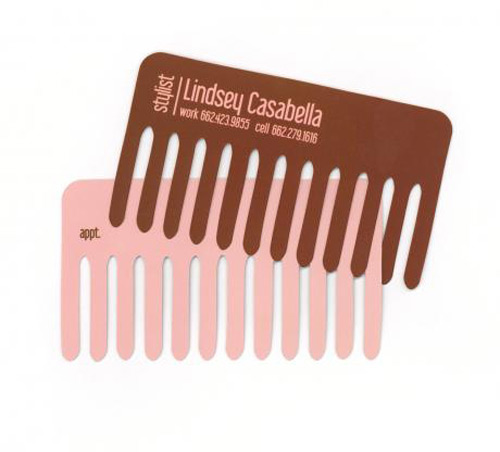 Business Card of Lindsey Casabella Stylist
