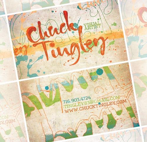 Chuck Tingley