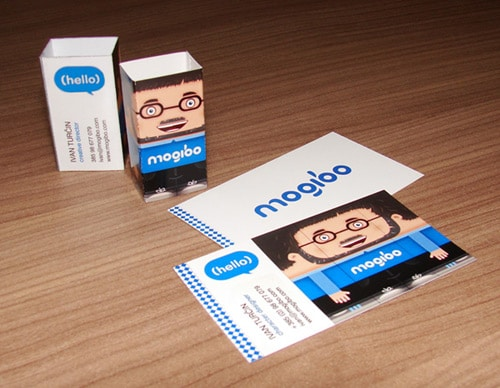 40 creative business card designs that will inspire you mogibo business card colourmoves Image collections