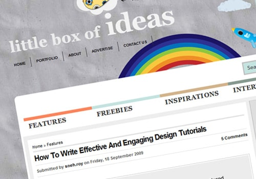 How To Write Effective And Engaging Design Tutorials