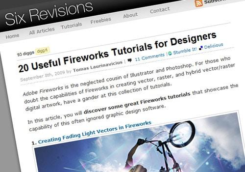 sixrevisions.com