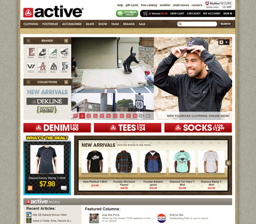 activerideshop.com