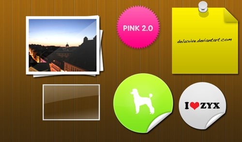 PSD Resource Pack One