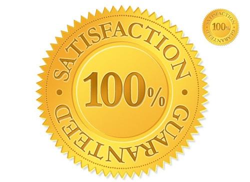 Gold guarantee seal