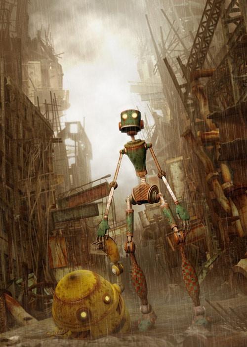 Watcher, Ruidan Lv (3D)
