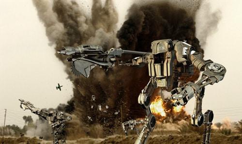 Battle Crux !, Joel Carlos (3D)