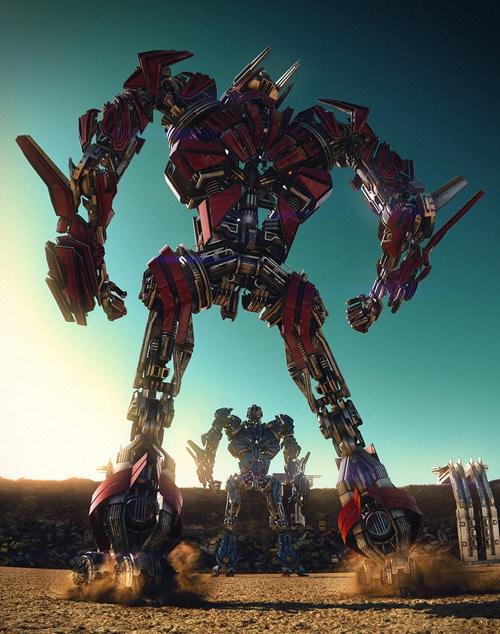 Robots, Mihail Popov (3D)