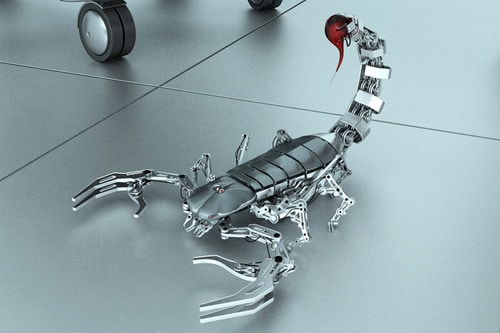 Scorbot, saeed hasan zadeh (3D)