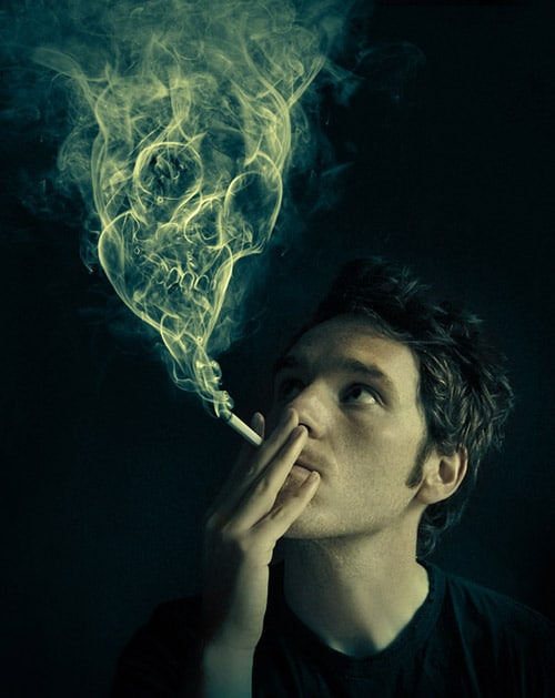 Learn to apply the Warp Tool effectively and a few other tricks to make smoke look like a skull. - Author: James Davies
