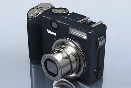 NIKON Coolpix P5000 Camera
