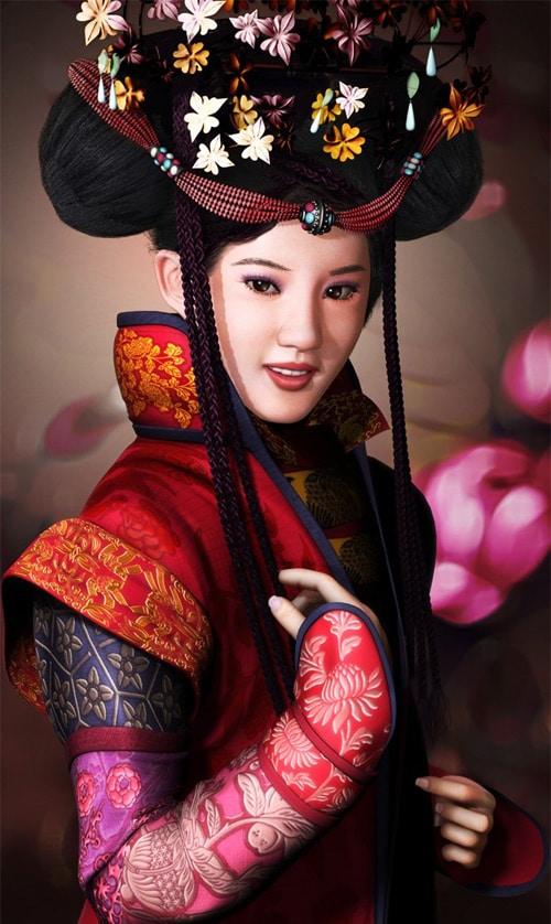 Flower Messenger, Jack Zhang (3D)