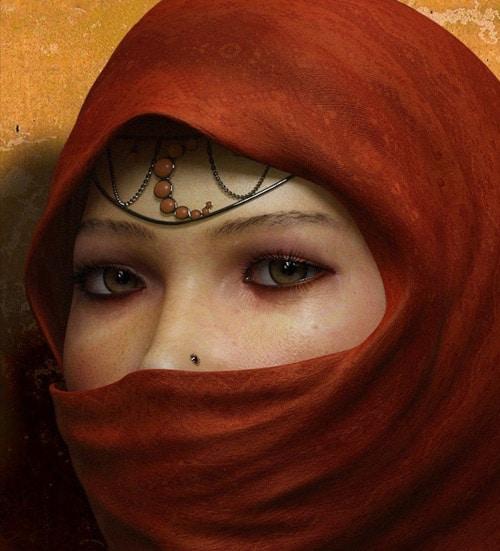 Girl in Hood - Szabolcs Matefy
