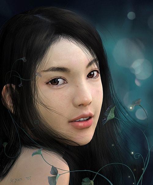 Hue, Kim Hyong Jun (3D)