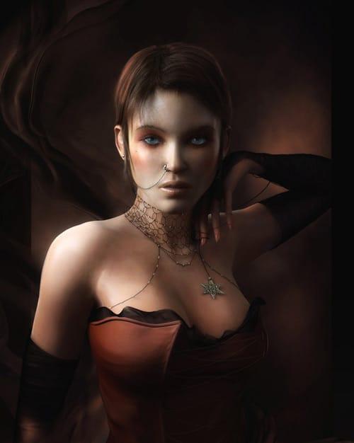 Rose, Anthony Guebels (3D)