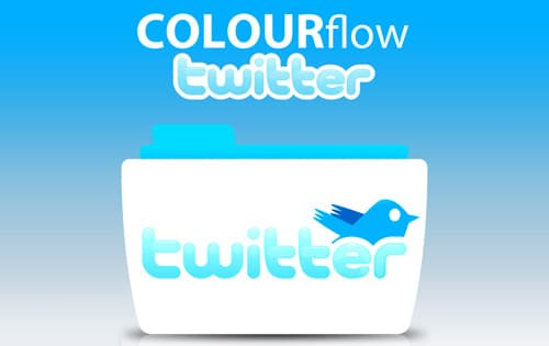 Colourflow : Twitter icon