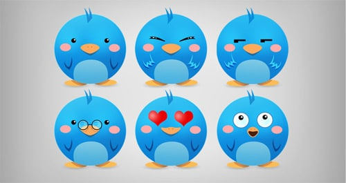 Twitter Icons Pack by Hasan Huseyin Gunes