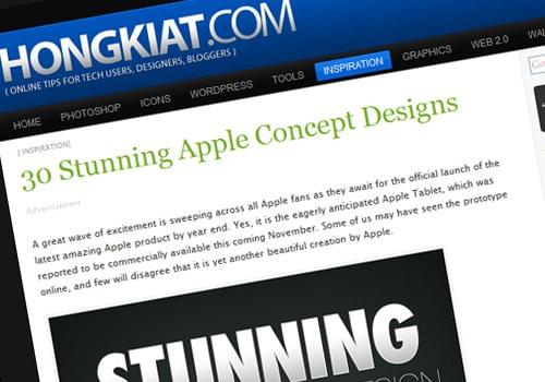 30 Stunning Apple Concept Designs