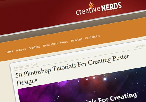 50 Photoshop Tutorials For Creating Poster Designs