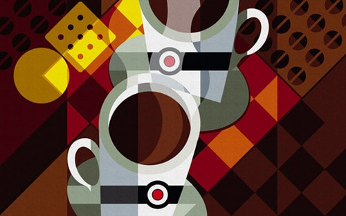 Products - Coffee Cubist Style