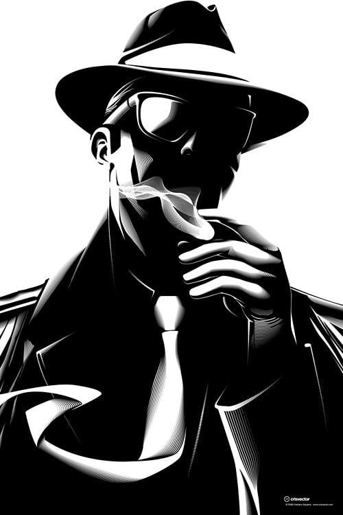 Noir - Gangster