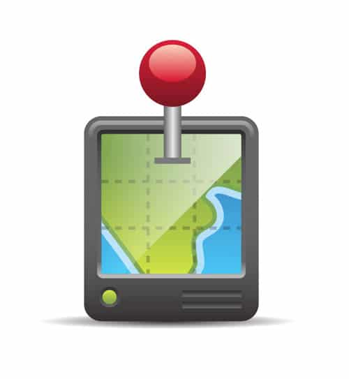 Create a Stylized GPS Icon