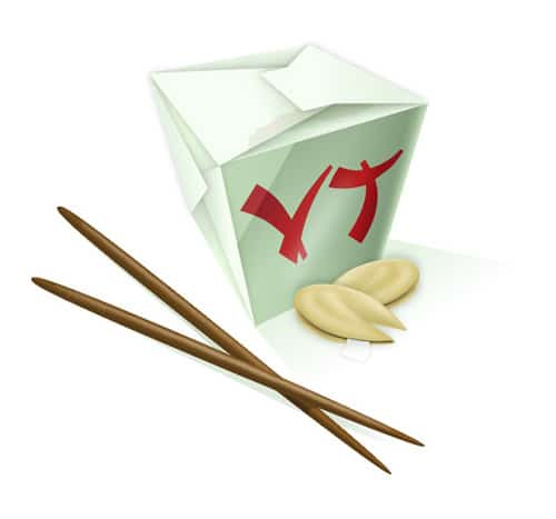 Craft a Delicious Chinese Food Icon