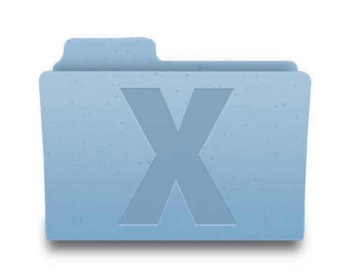 Photoshop Tutorial: Design the Mac OS X Leopard Folder