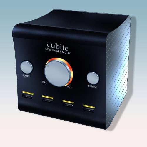 Cubite graphics icon