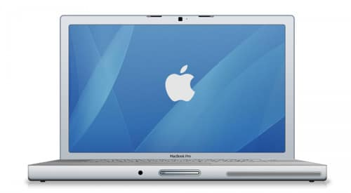 Creating A Vector Style MacBook From Scratch