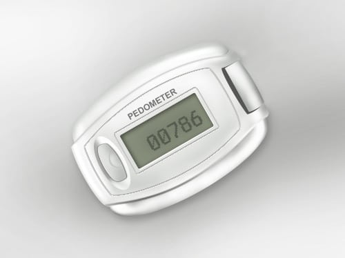 Photoshop Pedometer Icon