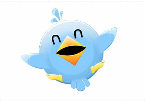Create a Cheerful Twitter Bird in Photoshop