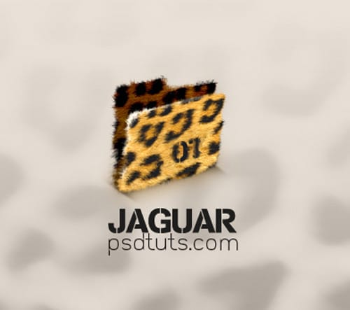 Create a Jaguar Style Folder Icon